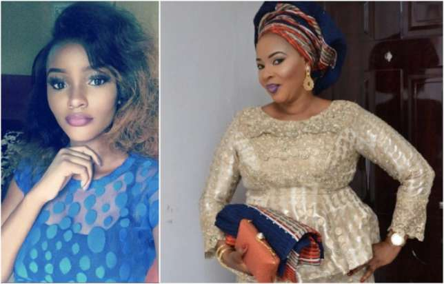 moji olaiya's daughter