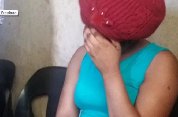 Zimbabwean prostitute